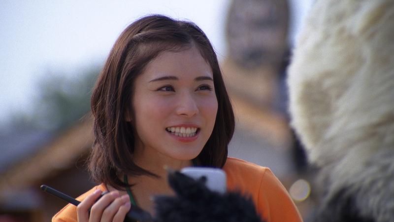 rom A CM mayu matsuoka