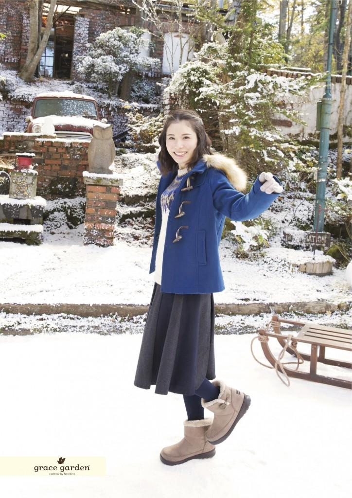 ABC Mart CM mayu matsuoka